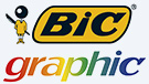 logo for merket BIC Graphic